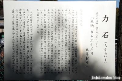 瓦葺氷川神社(上尾市瓦葺)14
