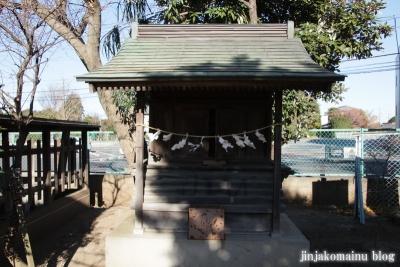 瓦葺氷川神社(上尾市瓦葺)15