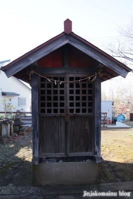 稲荷神社(上尾市瓦葺)11
