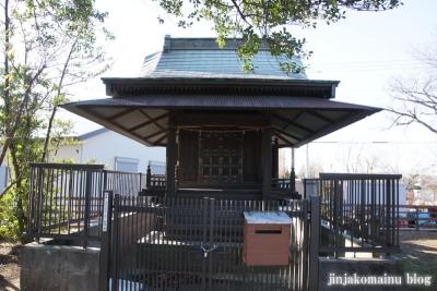 稲荷神社(上尾市瓦葺)14
