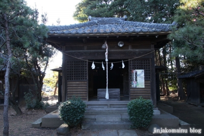 氷川神社(さいたま市見沼区丸ケ崎町)6