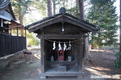 氷川神社(さいたま市見沼区丸ケ崎町)14