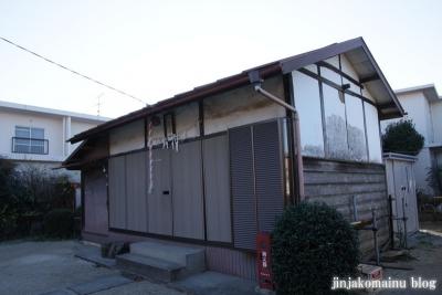 稲荷社(さいたま市見沼区堀崎町)6