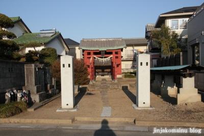 八幡社(春日部市中央)1