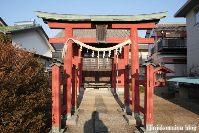 八幡社(春日部市中央)5