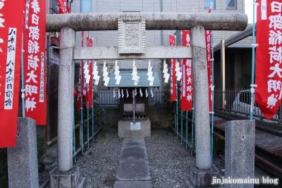 稲荷神社(春日部市粕壁)2