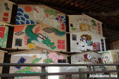 春日部八幡神社(春日部市粕壁)19