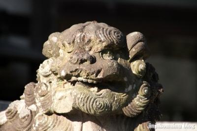 春日部八幡神社(春日部市粕壁)55