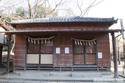 春日部八幡神社(春日部市粕壁)58