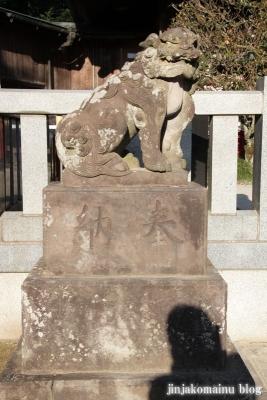 春日部八幡神社(春日部市粕壁)50