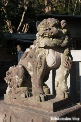 春日部八幡神社(春日部市粕壁)51