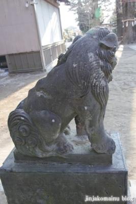 春日部八幡神社(春日部市粕壁)48