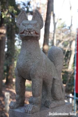 稲荷神社(春日部市粕壁)13