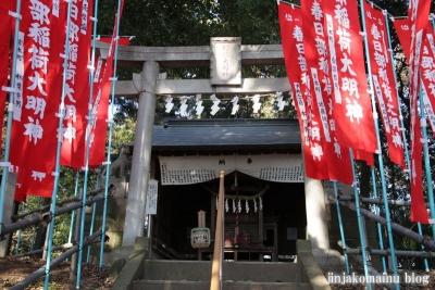 稲荷神社(春日部市粕壁)11
