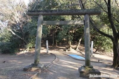 浅間神社(春日部市粕壁)1