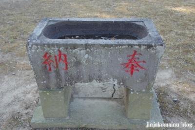 女体神社(春日部市梅田)7