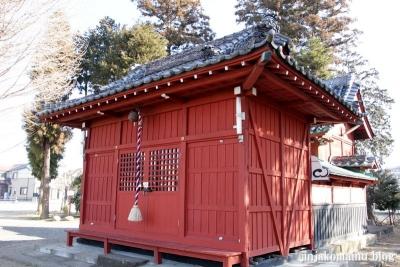 女体神社(春日部市梅田)10