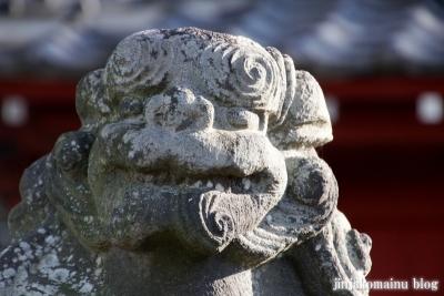 女体神社(春日部市梅田)29