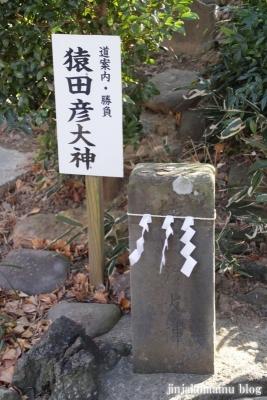女体神社(春日部市梅田)17