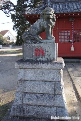 女体神社(春日部市梅田)23