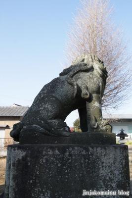 女体神社(春日部市梅田)21