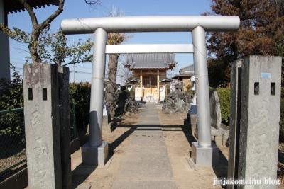 神明社(春日部市梅田本町)4