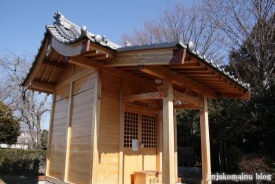 神明社(春日部市梅田本町)15
