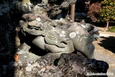 神明社(春日部市梅田本町)25