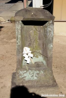 神明社(春日部市梅田本町)11