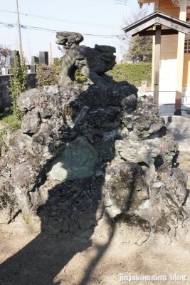神明社(春日部市梅田本町)21