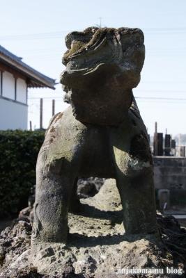 神明社(春日部市梅田本町)19