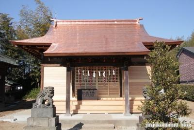 鷲神社(春日部市小淵)8
