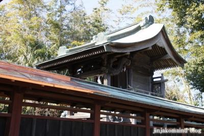 鷲神社(春日部市小淵)12