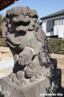 鷲神社(春日部市小淵)20