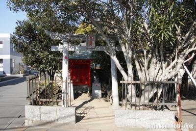 山下稲荷神社(春日部市小淵)1