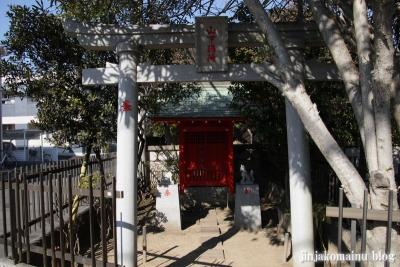 山下稲荷神社(春日部市小淵)2