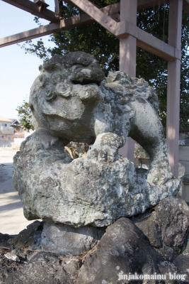 香取神社(春日部市八丁目)14