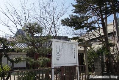 秋葉社(春日部市中央)1