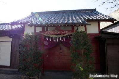 秋葉社(春日部市中央)5