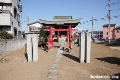 稲荷神社(春日部市中央)1