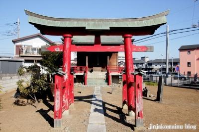 稲荷神社(春日部市中央)2