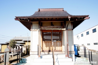 香取神社(春日部市大沼)8
