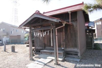 神明社(春日部市谷原新田)5