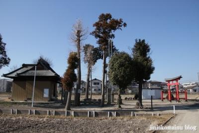 香取神社(春日部市上大増新田)1