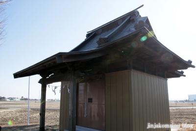 香取神社(春日部市上大増新田)9
