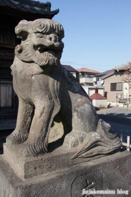 香取神社(春日部市増富)12