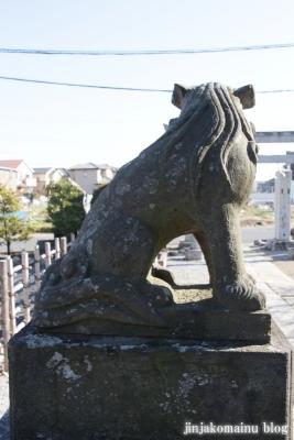 香取神社(春日部市増富)13