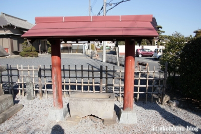 香取神社(春日部市増富)4