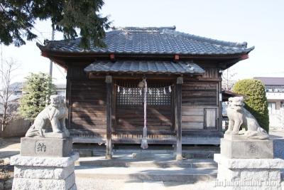 香取神社(春日部市増富)6