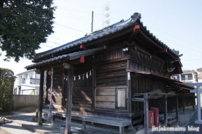 香取神社(春日部市増富)7